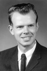 Stanford undergraduate portrait,1961