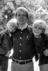 Gerrit, Paul, and Gerard, Champaign, 1977