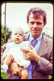 Paul and Gerrit, Texas, 1969