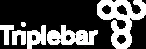 Triplebar-LockUp-Horiz-White_2x.png