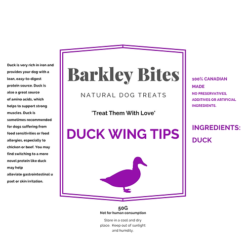 Duck Wing Tips