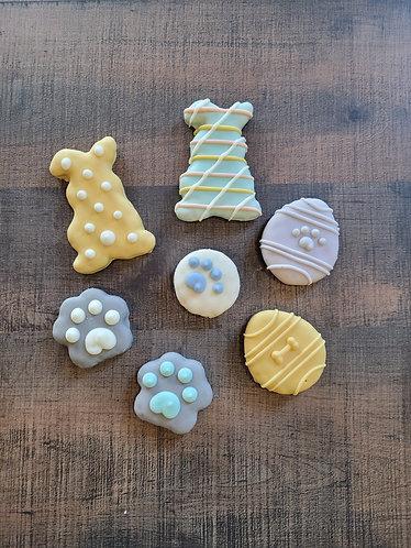 5 Bosco & Roxy Gourmet Cookies
