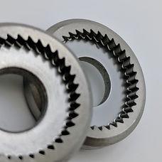 lockwashers created via electrochemical machining