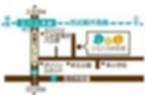 地図  | うちだ内科医院 | 玉川上水駅徒歩7分