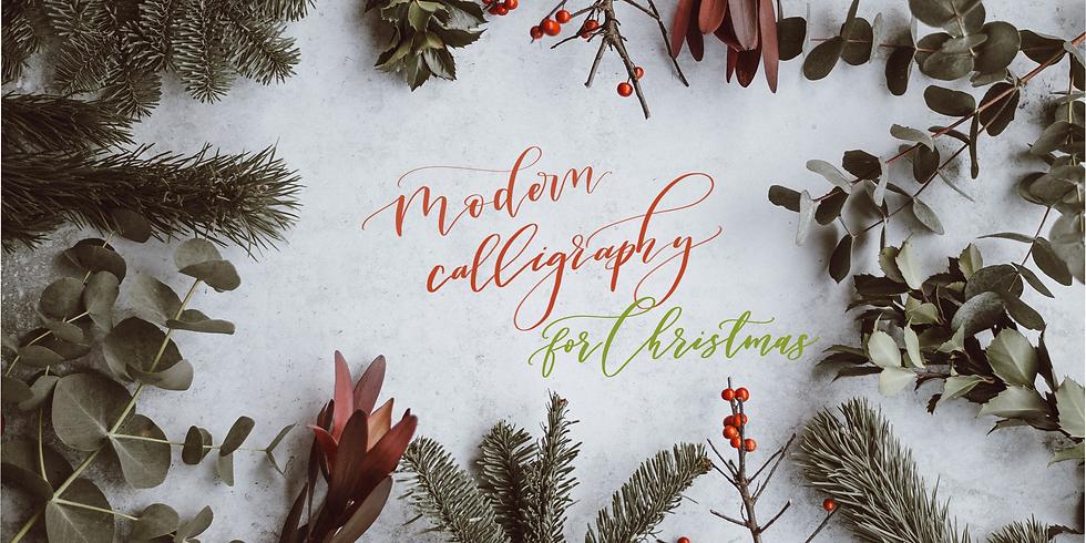 MODERN CALLIGRAPHY: CHRISSY EDITION