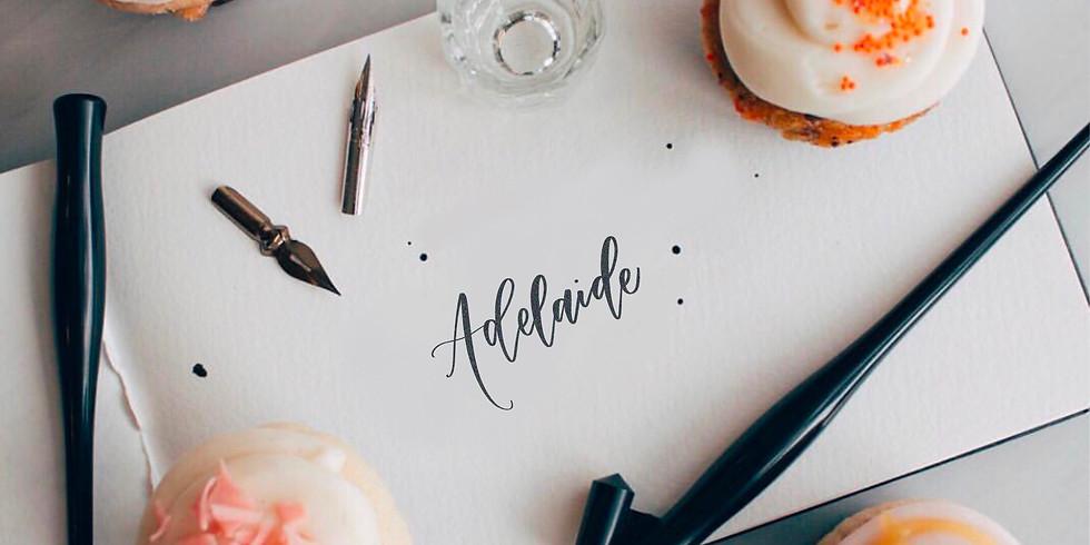 Adelaide! Modern Calligraphy 101