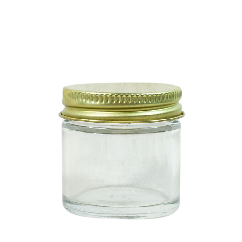 Glass Ink Jar