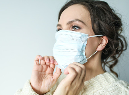 Advies mondmaskers binnen onze klinieken per 2 oktober