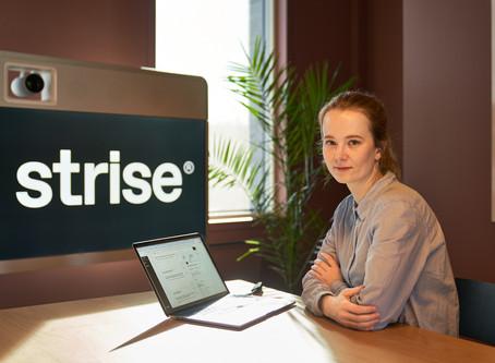 Marit Rødevand fra Strise om investorer, team og norske bedrifter.