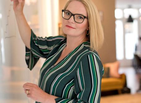 Da Bortistu Gjestegard ble rammet av koronakrisen fikk de hjelp av krisementor Astrid Teigaas