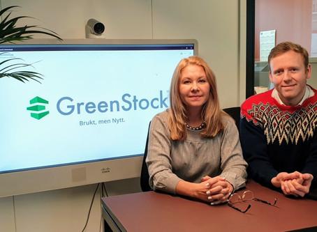 Katja Samara, co-founder i GreenStock, deler noen visdomsord med deg som leter etter investorer