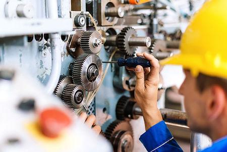 repairing gears