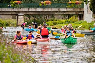 kayak haute seine