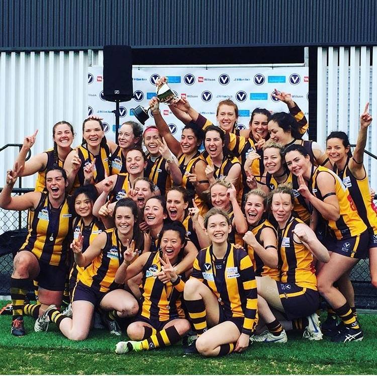 Womens Division 1 Premiership
