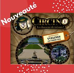 CIRCINO, Le Chasseur de Trésors