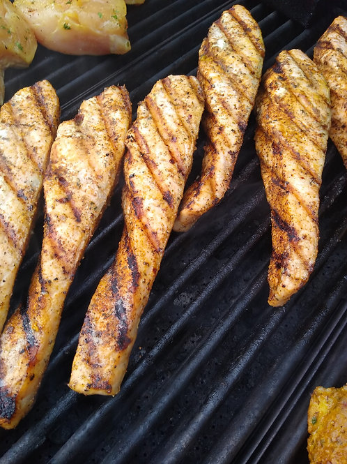 SG Grilled Salmon
