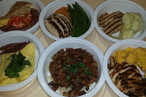 Large Meal Plan Jump Start 6 Day