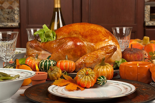 Turkey Dinner ! Serves 8-10