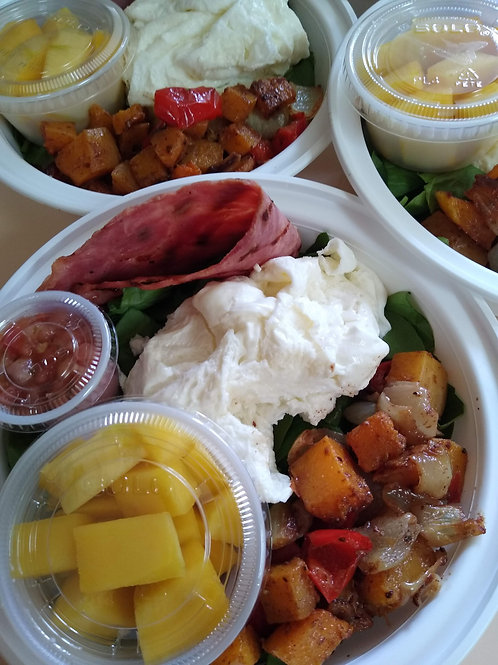 Breakfast 4 Day Ala Carte Starting At