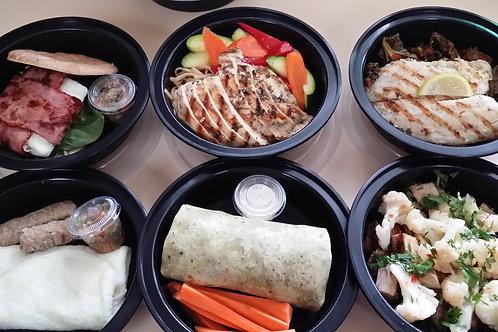 Regular Meal Plan Jump Start 6 Day