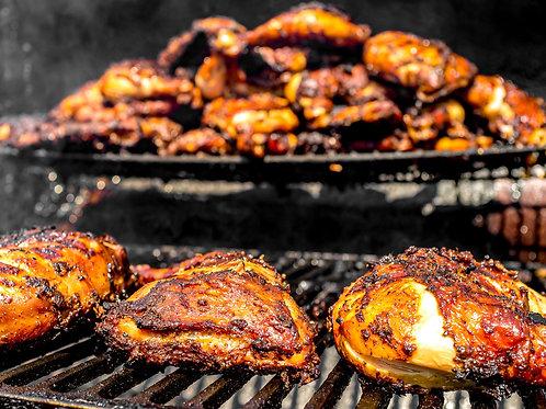 Island Style Jerk Grilled Chicken