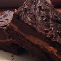 TRUFFLE PROTEIN  PLANT BASED BROWNIE