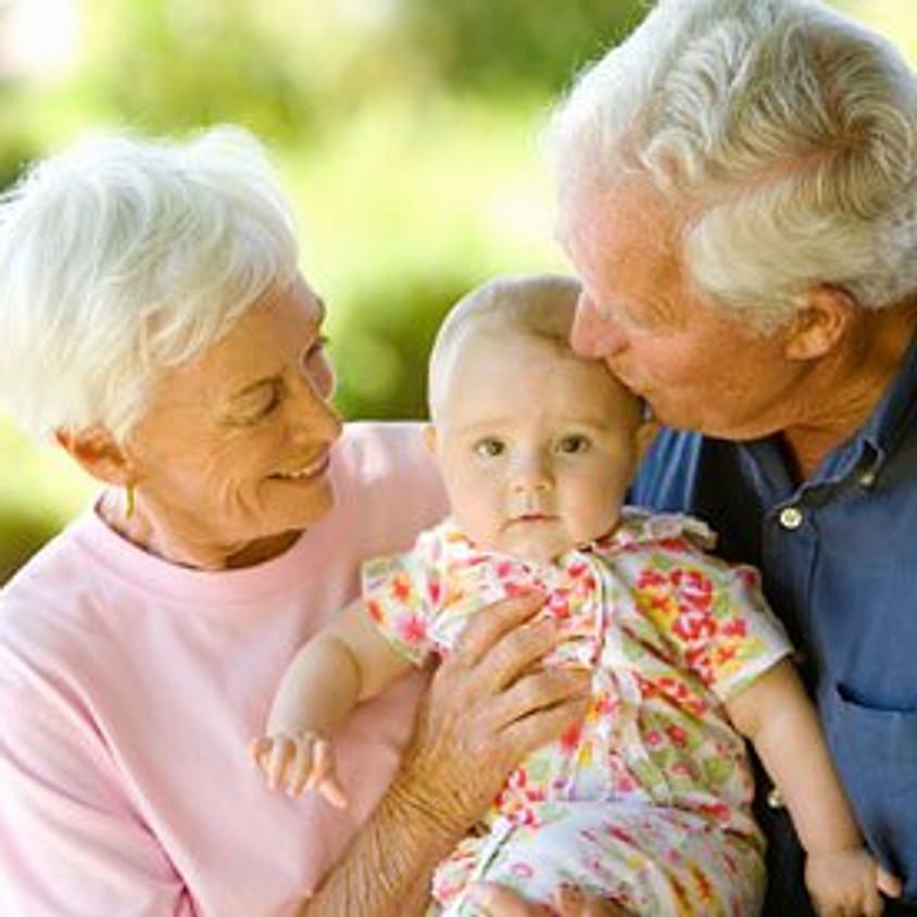 Safe Infant Sleeping Information sessions for grandparents and older carers