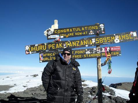 Kilimanjero Summit
