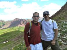 Son Ryan, Aspen