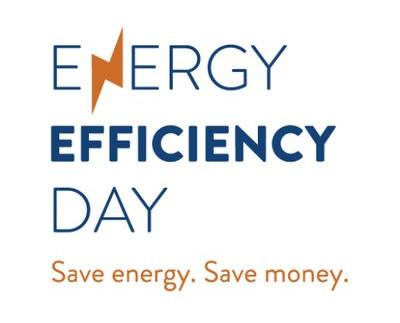 We're celebrating Energy Efficiency Day!