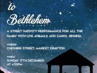 Buttercross to Bethlehem