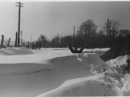 Big Snow if 1964