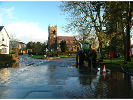 Short-term Flash Flooding