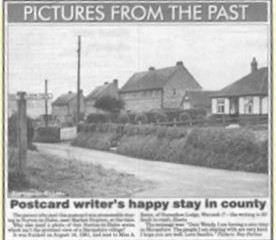 Shropshire Star Historical Photograph