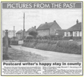 Shropshire Star Historical Photograph