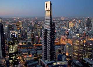 WHY INVEST IN MELBOURNE?