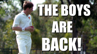 1st XI SECURE FIRST WIN