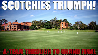 1ST XI CRUISE INTO GRAND FINAL!