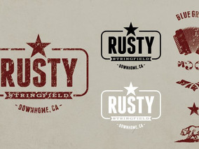 Rusty Stringfield and High Water Line at The Lost Church - Friday, November 17th, 2017