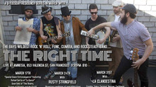 Rusty Stringfield this Tuesday 3/24 at Amnesia with The Right Time