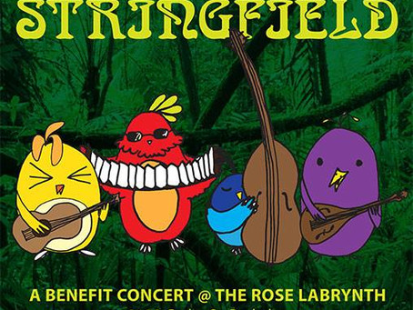 Rusty Stringfield Benefit Concert for Canyon Elementary