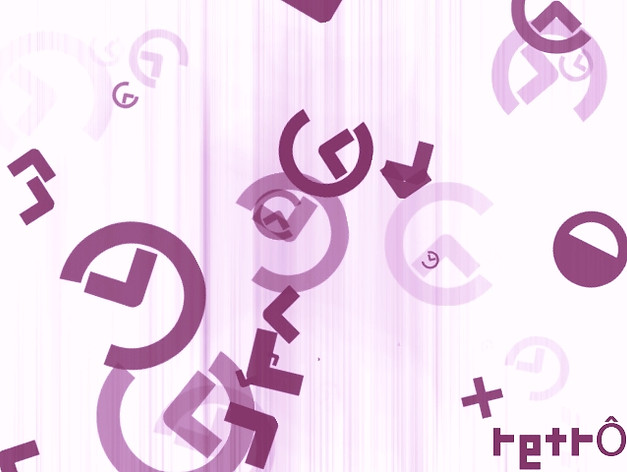 Logo + BCG estilizado Retrô