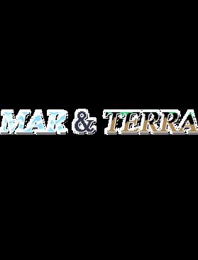 Logo Mar & Terra (Pixel Logo)