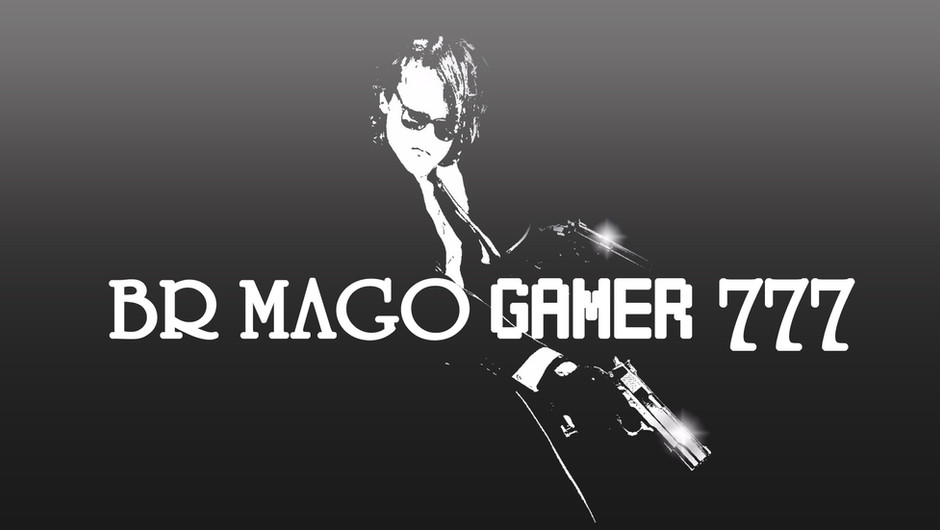 Logo MAGO GAMER 777