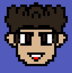 Pixel Art - Avatar Roger