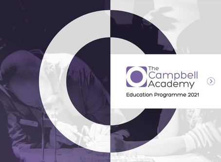 The Campbell Academy Education Programme 2021
