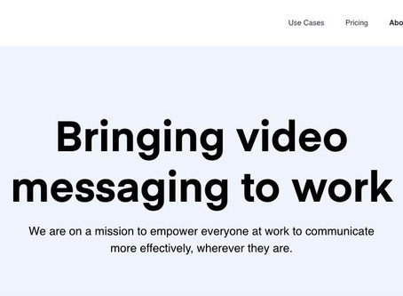Use video emails to brighten up your patient comms
