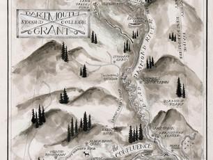 Cool Grant Map!