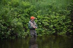 Slow Water Fishing