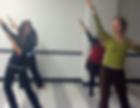 Indian dance class workshop